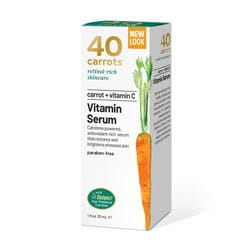 40 CARROTS | Refresh - Vitamin Serum, 1 oz.