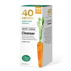 40 CARROTS | Refresh - Cleanser, 4 oz.
