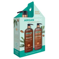 ARGAN MAGIC | Shampoo & Conditioner Duo, 32 oz.