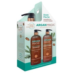 ARGAN MAGIC | ULTRA Shampoo & Conditioner Duo, 32 oz.