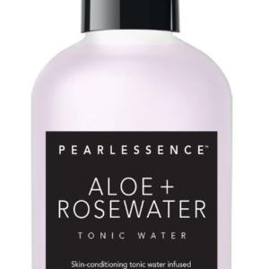 PEARLESSENCE | Tonic Water, Aloe + Rosewater - 8oz.