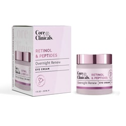 CORE CLINICALS | Overnight Renew Eye Cream. 1oz