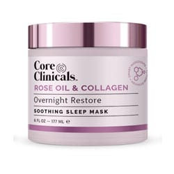 CORE CLINICALS | OVERNIGHT RESTORE - Soothing Sleep Mask 6oz