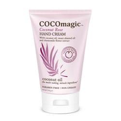 COCO MAGIC | Coconut Rose - Hand Cream, 4oz