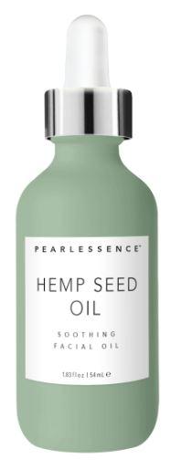 PEARLESSENCE | Hemp Seed Facial Oil, 2oz.