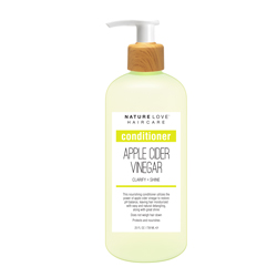 NATURE LOVE | Apple Cider Vinegar Conditioner - 25oz