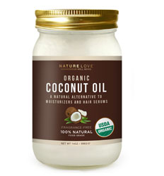 NATURE LOVE | Organic Coconut Oil 14 oz