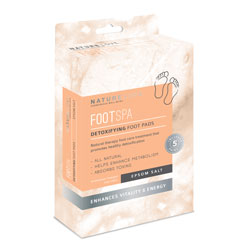 NATURE LOVE | FootSpa: Detoxifying Foot Pads (10-Pack)