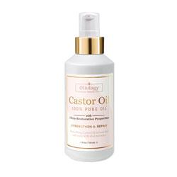 OLIOLOGY | Castor Oil - 100% Pure Oil, 4 oz