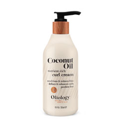 OLIOLOGY | Coconut Oil Curl Cream, 8.5 oz.