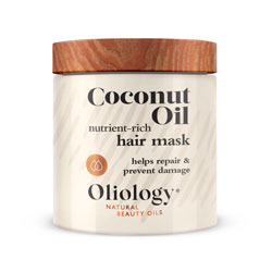 OLIOLOGY | Coconut Oil Hair Mask, 8 oz.