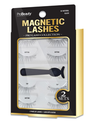 PRO BEAUTY ESSENTIALS | Magnetic Lashes - So Natural - 2 Pair