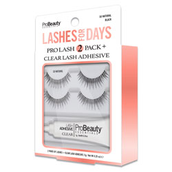 PRO BEAUTY ESSENTIALS | Lashes - So Natural 2 Pack