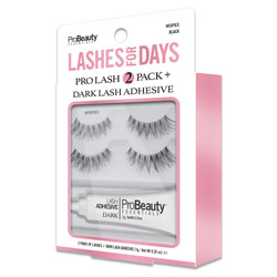 PRO BEAUTY ESSENTIALS | Lashes - WISPIES 2 Pack