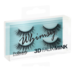 PRO BEAUTY ESSENTIALS | 3D Faux Mink Lashes, WHIMSY