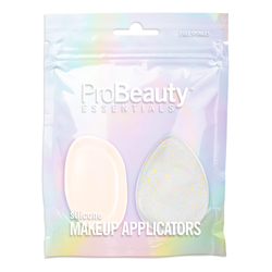 PRO BEAUTY ESSENTIALS | Silicone Makeup Applicators, Pebble & Teardrop