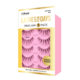 PRO BEAUTY ESSENTIALS | Lashes, Glam Wispies Pro Lash - 5 Pack