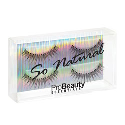 PRO BEAUTY ESSENTIALS | Lashes, So Natural