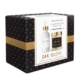 PEARLESSENCE | 24K GLOW - Gold Infused Illuminating Face Kit - Black