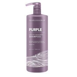 PEARLESSENCE | Purple Shampoo, 33.8 oz