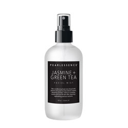 PEARLESSENCE | Facial Mist, Jasmine + Green Tea - 8oz