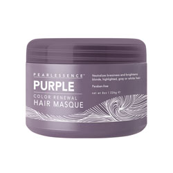 PEARLESSENCE | PURPLE Hair Masque, 8oz
