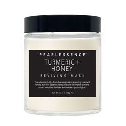 PEARLESSENCE | Reviving Mask, Turmeric + Honey - 4oz