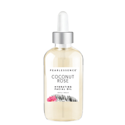 PEARLESSENCE | Hydrating Facial Oil, Coconut Rose - 2 oz.
