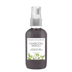 PEARLESSENCE | Facial Cleansing Wash, Charcoal Neroli - 4oz