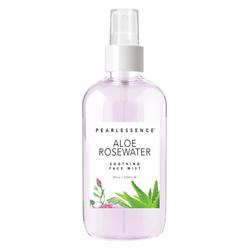 PEARLESSENCE | Face Mist, Aloe Rosewater - 8oz