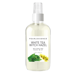 PEARLESSENCE | Face Mist, White Tea Witch Hazel - 8oz