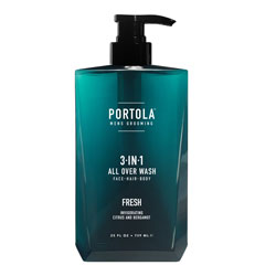 PORTOLA | 3-in-1 All Over Wash - FRESH