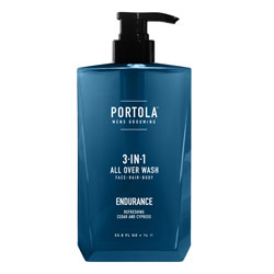 PORTOLA | 3-in-1 Wash, IL - ENDURANCE, 33.8 oz.