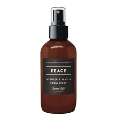 ROOM 1019 | Room Spray - PEACE - Lavender & Vanilla, 4oz