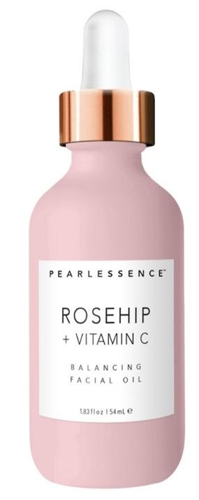 PEARLESSENCE | Balancing Facial Oil, 2oz. - Rosehip + Vitamin C