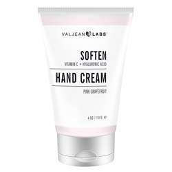 VALJEAN LABS | SOFTEN Hand Cream 4oz.