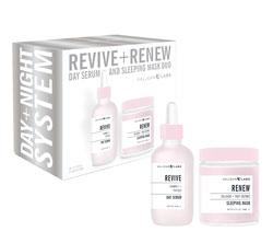 VALJEAN LABS   Revive & Renew Duo, Revive + Renew