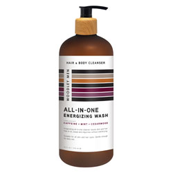 WOODLEY| All-In-One Energizing Wash