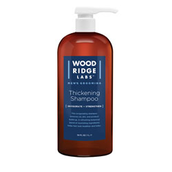 WOODRIDGE LABS | Mens Grooming - Thickening Shampoo, 34oz