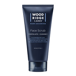 WOODRIDGE LABS | Mens Grooming - Face Scrub 6oz.