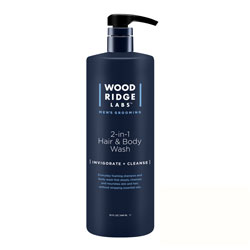 WOODRIDGE LABS | 2-in-1 Hair & Body Wash 32oz