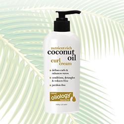 OLIOLOGY | Nutrient-Rich Coconut Curl Cream- 7.8 oz