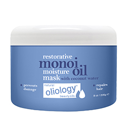 OLIOLOGY | Monoi Moisture Mask with coconut water -8 oz.