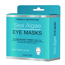 NATURE LOVE | Sea Algae Eye Mask- 5 pack