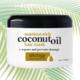 OLIOLOGY | Nutrient-Rich Coconut Oil Hair Mask - 8 oz.