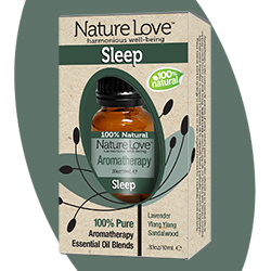 NATURE LOVE | Essential Oil Blend - 100% Natural - Sleep 10ml