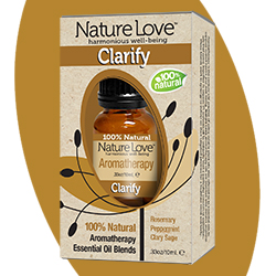 NATURE LOVE | Essential Oil Blend - 100% Natural - Clarify 10ml