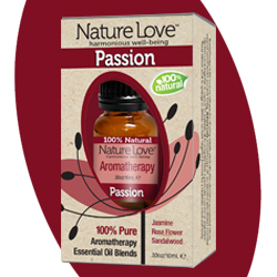 NATURE LOVE | Essential Oil Blend - 100% Natural - Passion 10ml