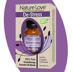 NATURE LOVE | Essential Oil Blend - 100% Natural - Destress 10ml